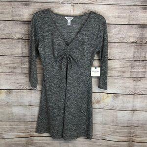 Arizona Jean Co. Dress Gray Large